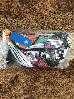 Adidas waist bag beach