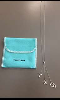 Tiffany & Co Authentic Lariat Necklace