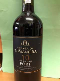 Wine - Quinta Da Romaneira 10 year old Tawny Port