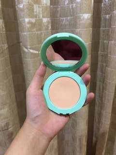 Maybelline - clear smooth pressed powder