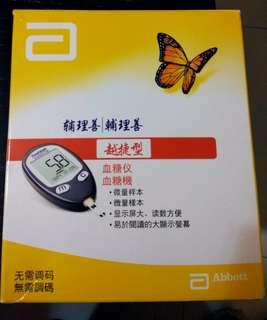全新 雅培Abbott 血糖機