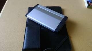 2.5吋 IDE 外置硬碟盒 連套