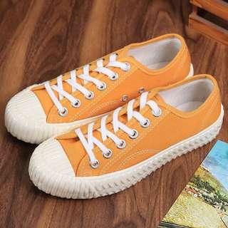 🚚 韓國餅乾鞋土黃色