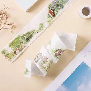 (PO) *Premium* Our Days Together Washi Tape