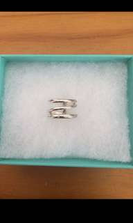 Tiffany & Co Authentic Twirl Ring