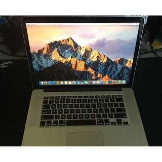 "Apple MacBook Pro 15"" Retina(Late 2013)"