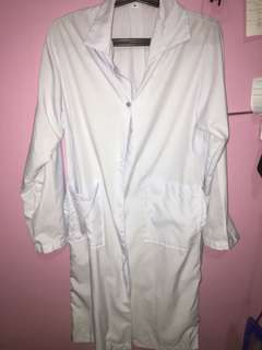Lab gown (REPRICED)