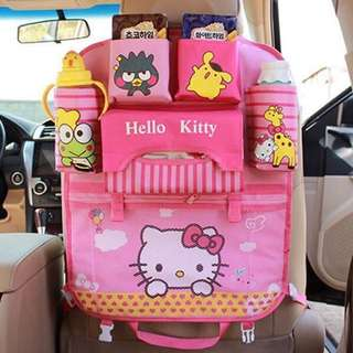 Hello Kitty Car Organizer