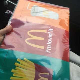🚚 麥當勞袋子