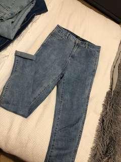 Vintage tight jeans!