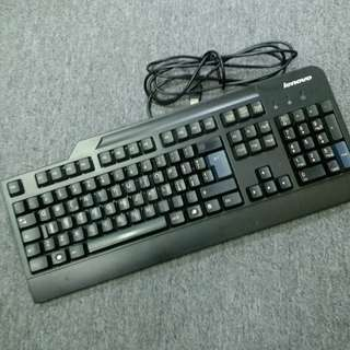 Lenovo keyboard (Europen version) 鍵盤 (歐洲版)