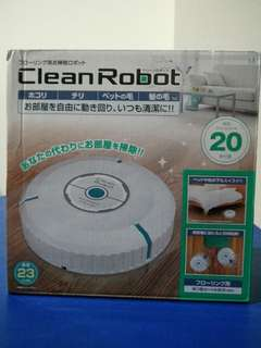 Sale! Robot cleaner for home