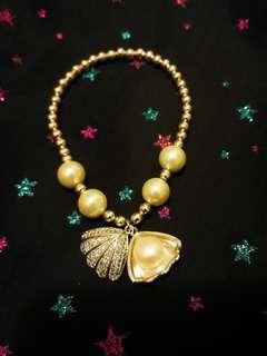 精緻珍珠貝殻手鍊Bracelets
