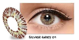 Softlens x2 grey -2.00