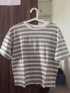 UNIQLO - Basic Stripe Shirt