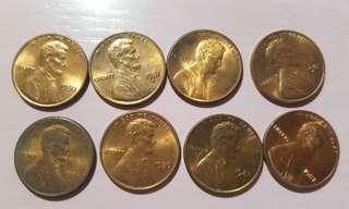 銀幣八個請自行出價