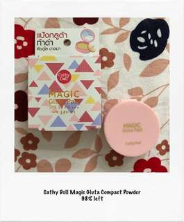 ✨ CATHY DOLL GLUTA PACT ✨