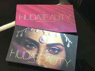 Huda Beauty Desert Dusk Palette 18 colors