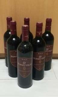 搬屋清貨 西班牙紅酒 Rioja Burgo Viejo 2011年 750ml