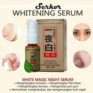 White Magic Night Serum