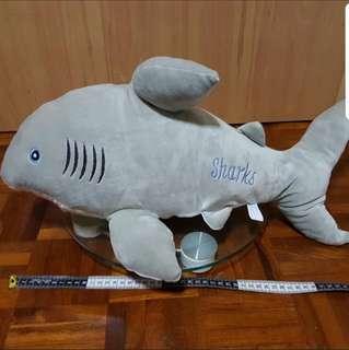Shark Plushie