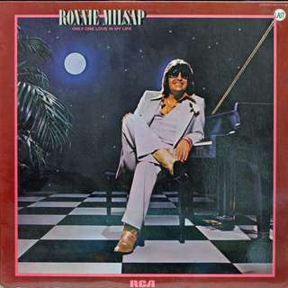 ronnie milsap Vinyl LP used, 12-inch, may or may not have fine scratches, but playable. NO REFUND. Collect Bedok or The ADELPHI.