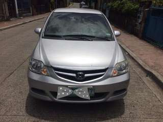 Honda City 2008 idsi 1.3 AT