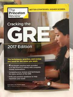 GRE book 2017 The Princeton Review