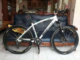 Bianchi Mountain Bike 26er 8spees *Shimano Drivetrain*
