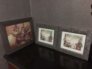 Decorative Frames (set)