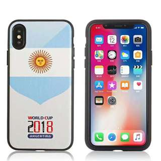 Argentina Football Case iPhone 7/8/X