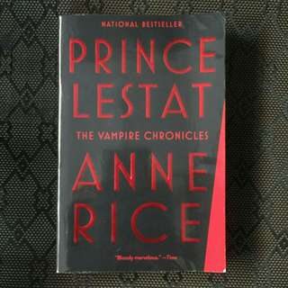 ⭐ BRAND NEW ⭐ Prince Lestat by Anne Rice