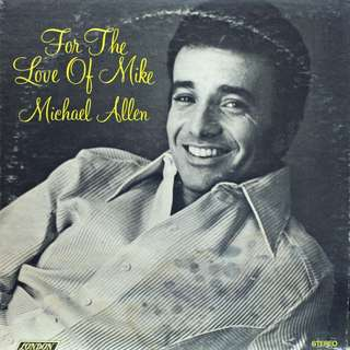 michael allen Vinyl LP used, 12-inch, may or may not have fine scratches, but playable. NO REFUND. Collect Bedok or The ADELPHI.