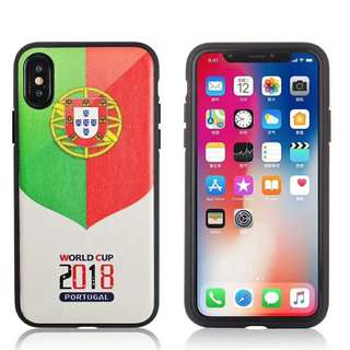 Portugal Football Case iPhone 7/8/X