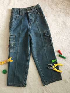 Company B Cargo Pants for boys (Size 6)