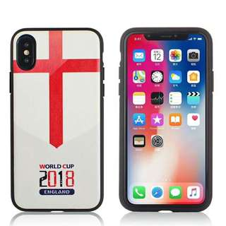 England World Cup Football Case iPhone 7/8/X