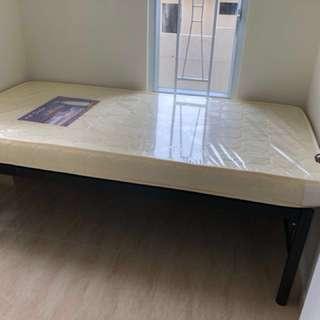 急清 床架連床板 (送全新床褥) 平售