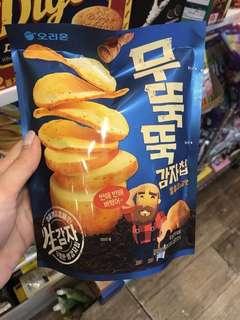 🚚 (C40)超好吃🤤【厚切生洋芋片】一包60g