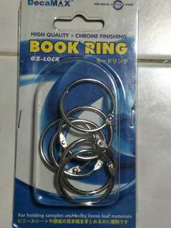 Book Ring (25mm)