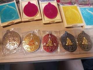 Thai Amulet lp pong 2561  pm price
