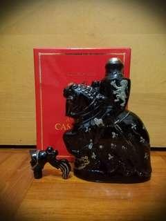 6-7o年代黑騎士Xo干邑700ml(有盒)