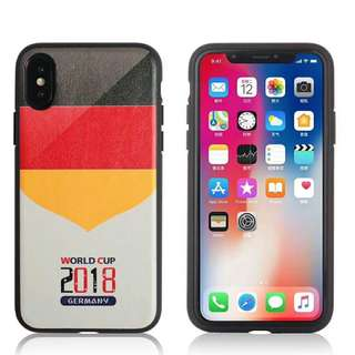 Germany World Cup Football Case iPhone 7/8/X