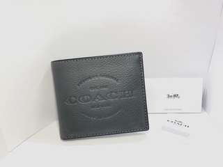 Coach wallet Grey