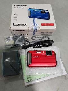 LUMIX Waterproof Digital Camera DMC-FT30