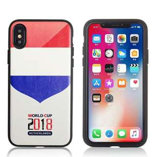 Netherlands World Cup Football Case iPhone 7/8/X