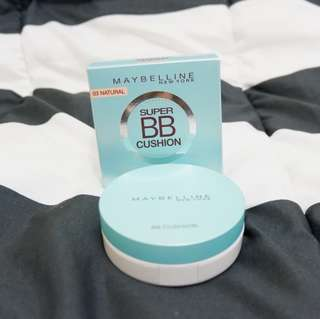 maybelline super bb cushion (matte)