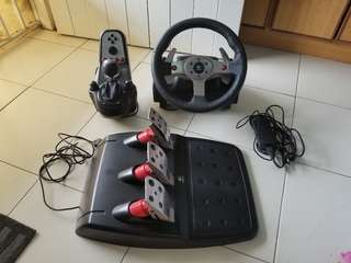 Logitech G25 Premium Racing Wheel