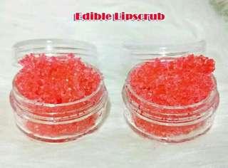 Edible Lipscrub