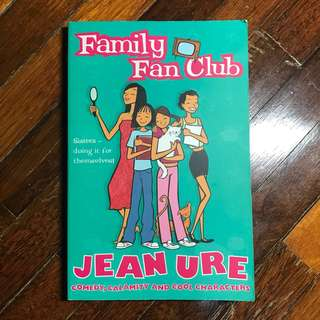 Family Fan Club by Jean Ure