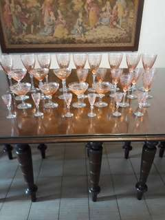 collectible wine glasses